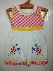 Designer Girls Cotton Frocks