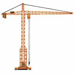 Construction Tower Crane Rental Service
