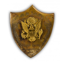 Brass Shield