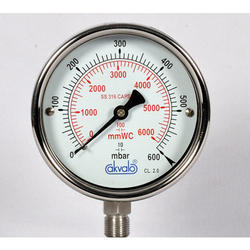 Low Pressure Capsule Gauges ALP