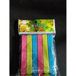 Gade Multicolor 4 inch Seal Bag big Clips, For Home, Size: 11 x 9 x 1.4 cm