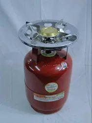Joyti MS Gas Stove (5 kg), For Construction Lab