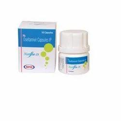 Natflu 75mg Capsule, Oseltamivir Phosphate (75mg)