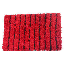 Striped Shaggy Rugs
