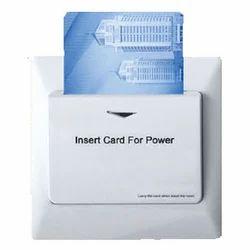 RTPL 16 Amp Hotel Key Card Switch, 220 V