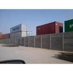 RCC Compound Wall at Rs 70 /square feet   Rcc Readymade Compound