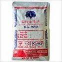 White Chalk Bp Powder, Packaging Type: Bag, Packaging Size: 25kg
