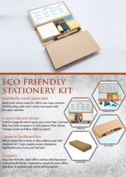 Eco Friendly Stationery Kit - Giftana