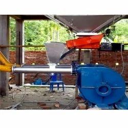 Shanti 10 Hp Industrial Centrifugal Blower, 85 Kg, 10 cfm