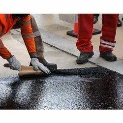 Industrial Road Construction Job Work