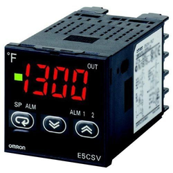 Omron E5CSV PID/On-Off Temperature Controllers