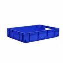 plastic industrial crates