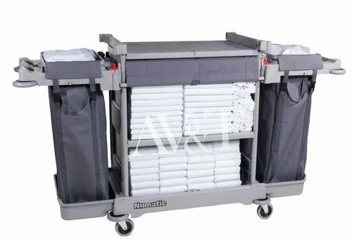 Numatic Housekeeping Trolley