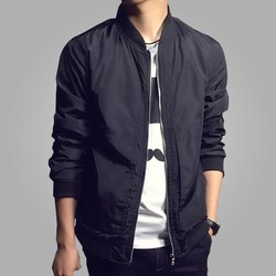 Full Sleeve Formal Wear Mens Jackets