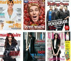 Magazine Cover Photography