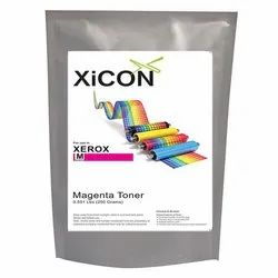 XICON Xerox Magenta 250g Color Single Toner for Xerox Magenta Toner 250g