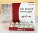 Ginseng Multivitamin And Multimineral Capsule