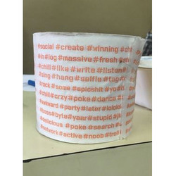 Kitchen Roll Printed