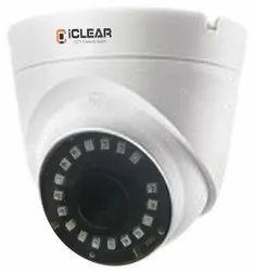 2 MP Dome iClear CCTV IP Camera