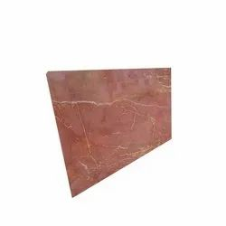 Red Alicante Marble Slab, Thickness: 18-20 mm