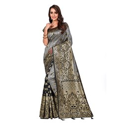 975 Printed Art Silk Saree
