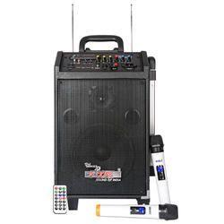 Bluetooth Enabled Wireless Amplifier