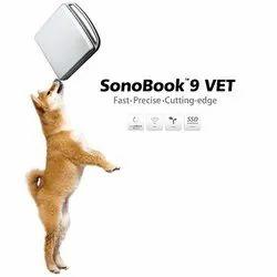 Chison SonoBook 9 VET Ultrasound Machine