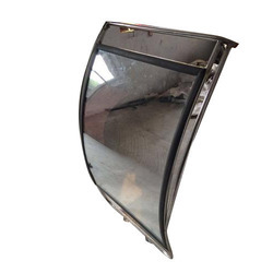 E Rickshaw Front Glass