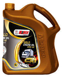5L Gold Engine Oil 20W-40