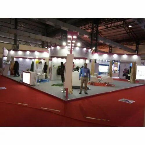 Decoration Exhibition Stall Designing Service
