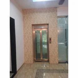 Square Automatic Door Elevators,Maximum speed: 1 m/sec