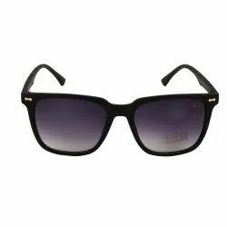 Henry Richel New Fancy Wayfarer Black Lens 010 Sunglasses for Men