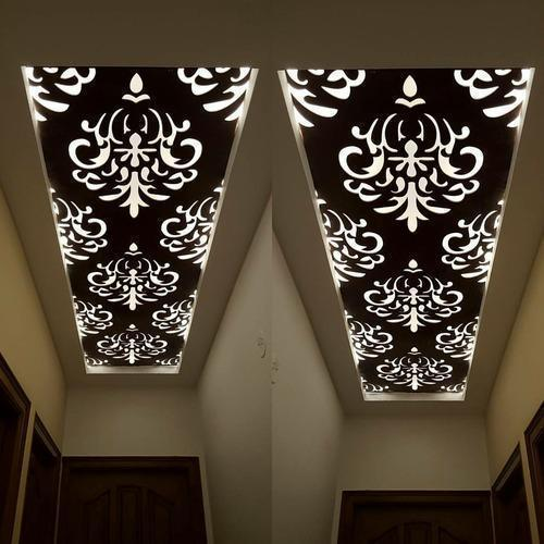 Mdf Jali Ceiling Grill At Rs 400 Square Feet Medium
