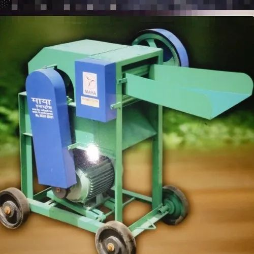 Electric Motor Electric Chaff Cutter, Power: 2hp to 7.5hp model