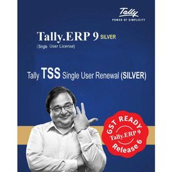 Tally ERP9 -TSS -Single User Renewal, Features: For Latest Update And Feature