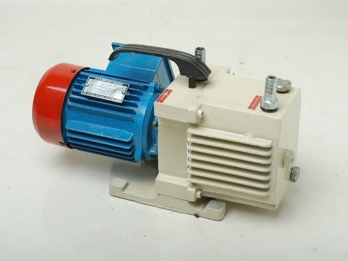SS Direct Drive Rotary High Vacuum Pump, Power: 18 kW
