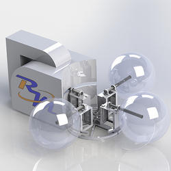 Bi Axial Rotational Moulding Machine