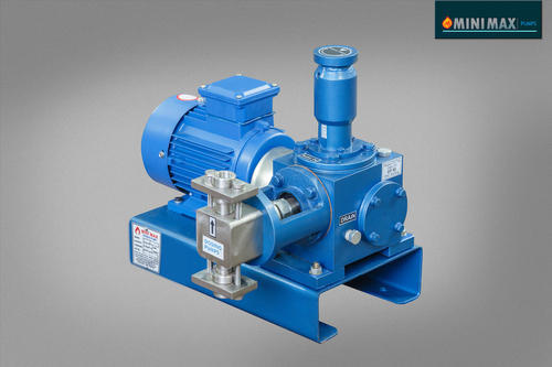 Mini Max Dosing Pumps - Manufacturer of Plunger Type Pumps