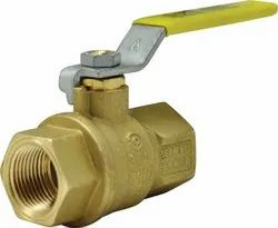 LPG Ball Valve brass