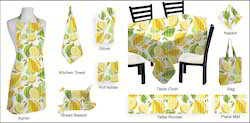 Apron Glove Pot Holder Kitchen Towel Napkin table cloth