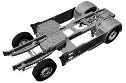 Mild Steel Truck Chassis