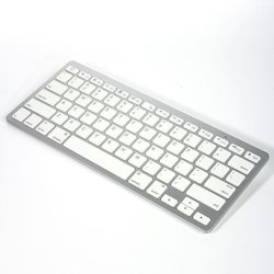 Aluminium Based Flexible Keyboard