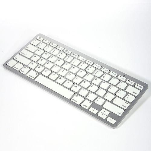 Aluminium Based Flexible Keyboard
