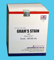 Gram Stain Kit (Ready To Use) BA1535