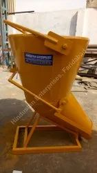 Banana Type Concrete Bucket of Tower Crane