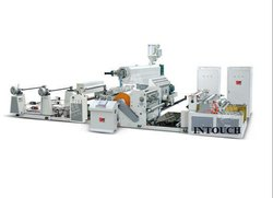 Automatic PE Coating Machine