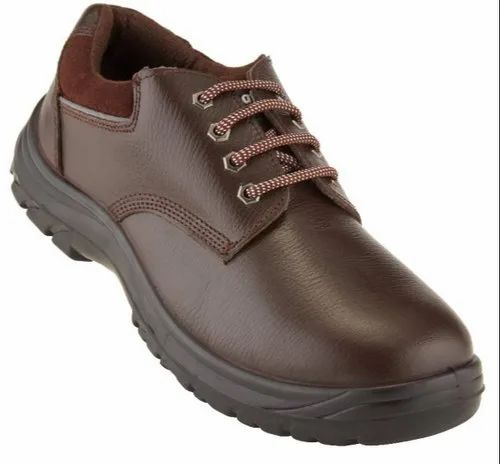 Neosafe Brown Aura A7008 Shoes