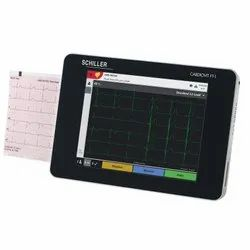 ECG Machine - Schiller Cardiovit FT-1