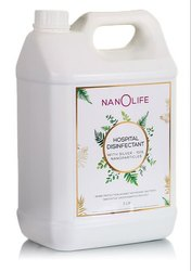 Nanolife Hospital Disinfectant Herbal Ayurvedic Pharma Tunnel Product