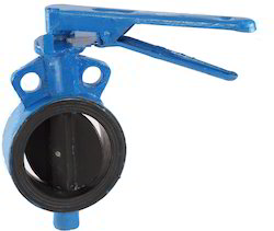 Wafer Type CS Butterfly Valve